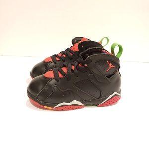 Jordan 7 Retro Toddlers Style: 304772-028 Size:9c